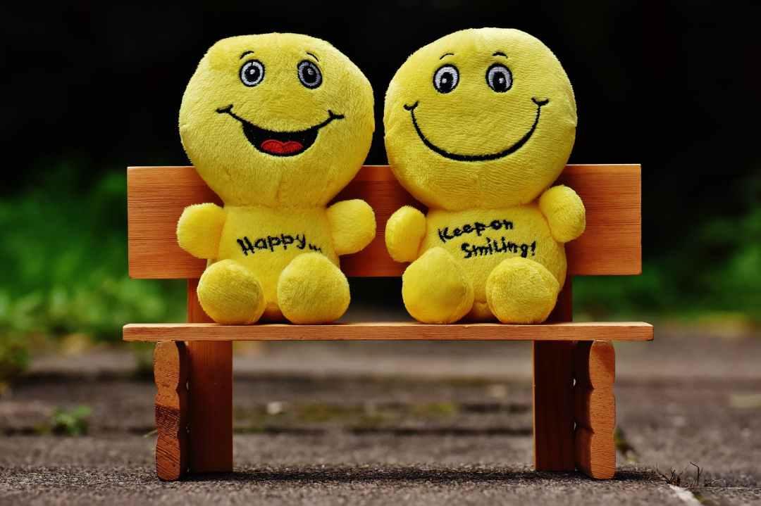 yellow plush toy